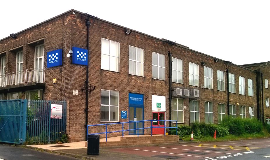 Newcastle West Police Office