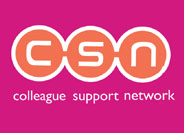 Colleague Support Network logo