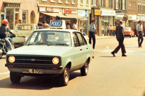 Ford Escort in Morpeth