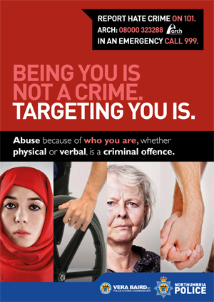 Hate crime poster 3